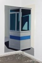 Sicherheitsbox 2012 Acryl/Nessel 200cm x 180cm (2teilig)