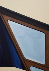 Tegel p.m 2012 Acryl/Nessel 100cm x 70cm