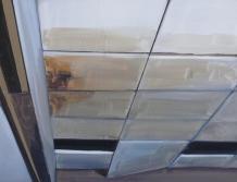 Schönefeld 2012 Öl/Pappe 40cm x 50cm