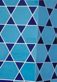 Export 2013 Acryl/Nessel 100cm x 100cm