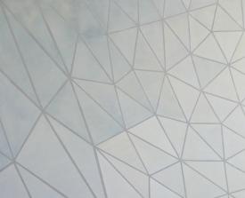 Inside Radom 2014 Acryl/Lack/Nessel 120cm x 150cm