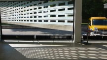 Transobjektiv 2015 Acryl/GLas 200cm x 450cm