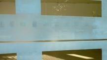 Detail Transobjektiv 2015 Acryl/GLas 200cm x 450cm