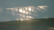 Detail (Schatten)Transobjektiv 2015 Acryl/GLas 200cm x 450cm