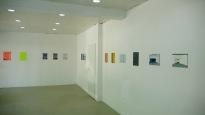 Ausstellungsansicht transobjektiv 2015 Galerie Reinhold Maas